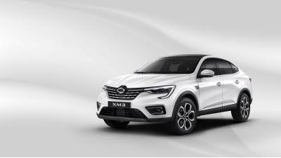 르노삼성차, 프리미엄 SUV 'XM3' 사전계약 돌입···내달 9일 출시