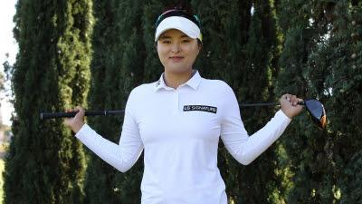 LG전자, 여자골프 세계1위 고진영 3년 후원
