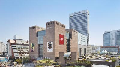 신세계백화점 강남점, 지하 1층 식품관 임시휴점