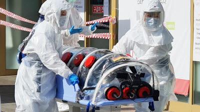 '코로나19' 6번째 사망자 발생…청도대남병원 59세 남성