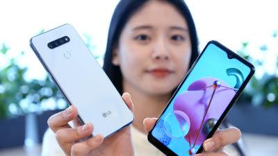 {htmlspecialchars(LG전자, 실속형 대화면 스마트폰 'LG Q51' 출시... 31만9000원)}