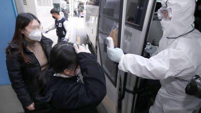 코로나19 관련 중국 유학생 관리와 공무원 시험장 방역 위해 50억원 예비비 의결