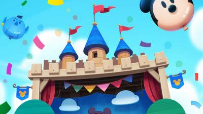 선데이토즈, 모바일 퍼즐 게임 '디즈니 팝 타운' 국내 시장 출시