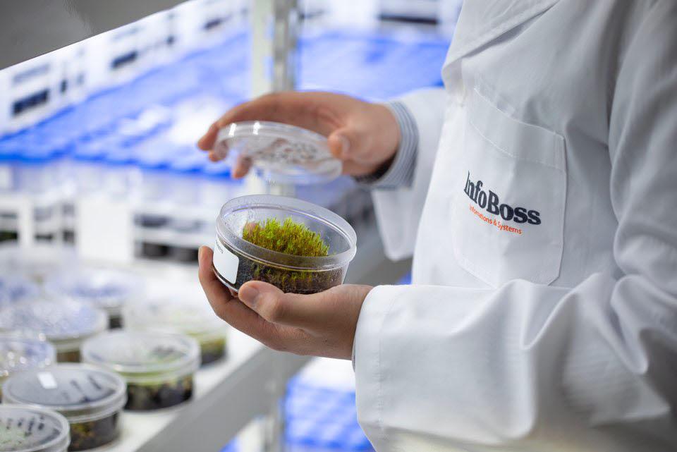 """[오늘의 CEO]박종선 인포보스 공동대표 """"식물 유전자 지도 시장 공략"""""""