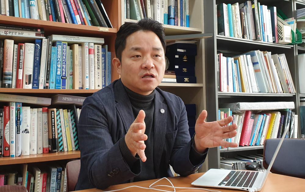 이경전 경희대 교수