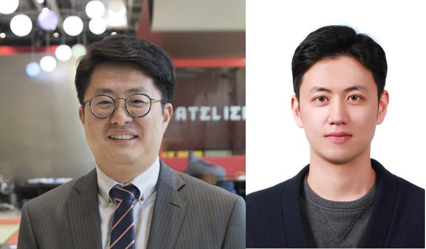 인체 조직 손상을 최소화해 심부 영상을 획득할 수 있는 광음향 영상법을 개발한 김철홍 포스텍 교수(왼쪽)와 통합과정 박별리 씨.