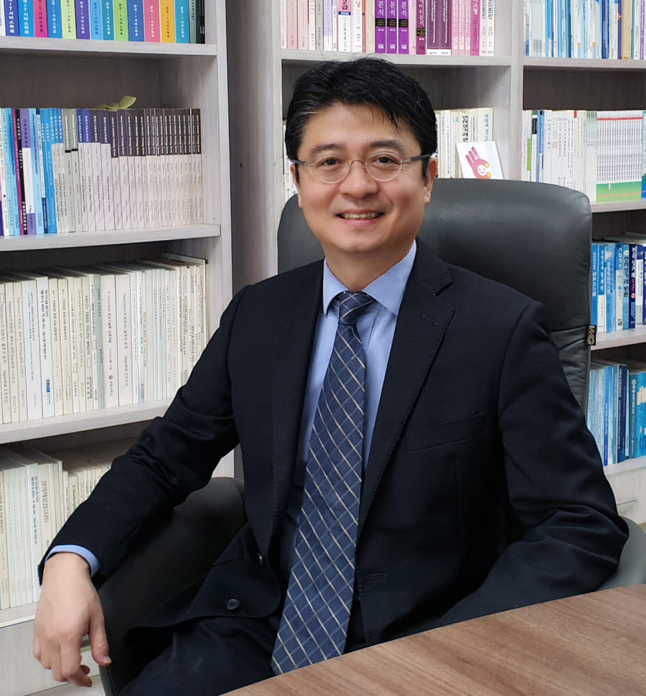 임규건 한국IT서비스학회장(한양대 교수)