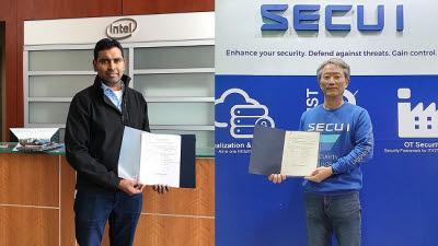시큐아이, 인텔과 '프로그래머블칩' 기반 보안 장비 공동 개발