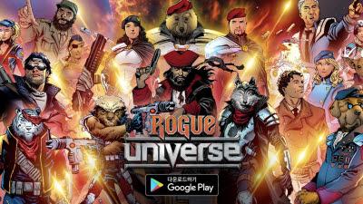 SF 전략 게임 '로그 유니버스', 글로벌 140개국 출시