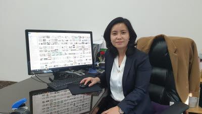 """이성옥 나무와숲 대표 """"ICT로 아동학대, 가정폭력 등 사회문제 해결할 것"""""""