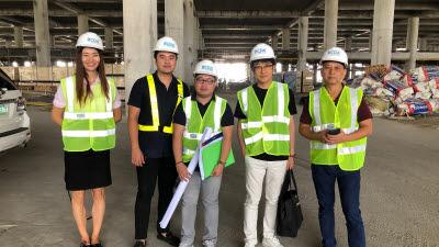 에스알포스트, 필리핀 BCDA와 뉴클라크시티사업에 ICT 접목 위한 MOU 교환