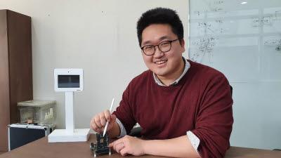 """박준영 UX팩토리 대표 """"'AI+이미지센서' 칩으로 에지 시장 공략"""""""
