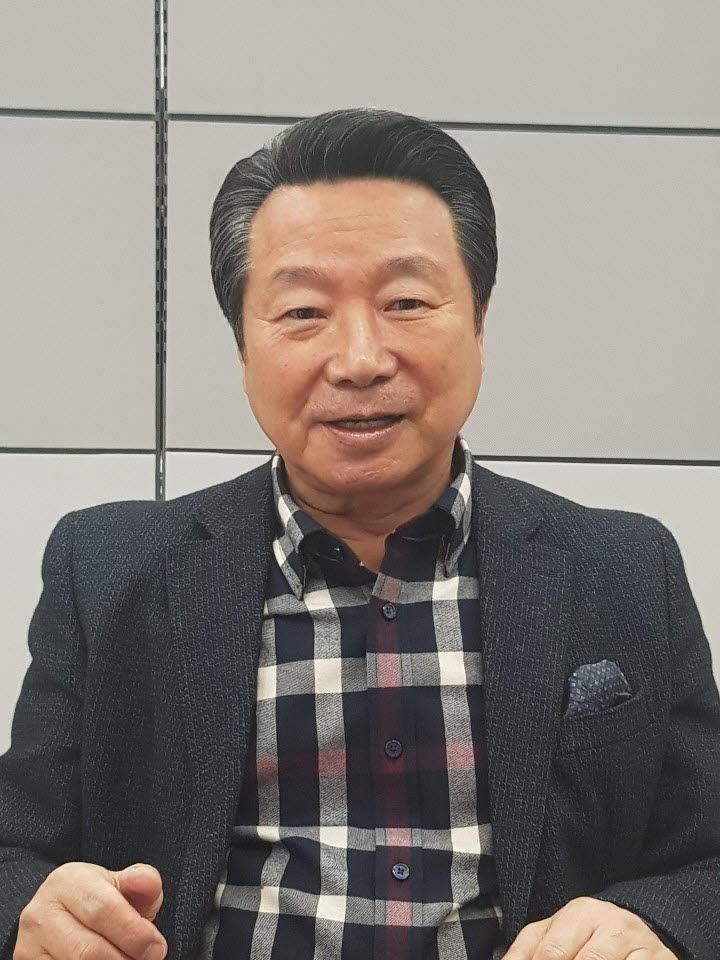 최용국 제3대 과총 광주·전남지역연합회장.