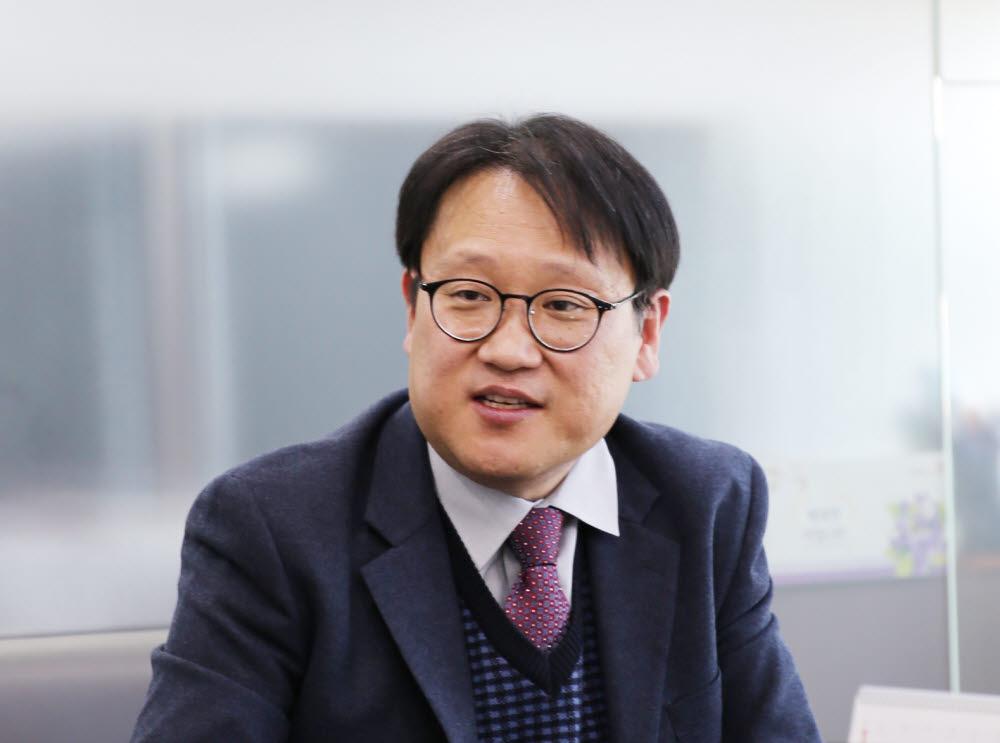 김병진 부산산업과학혁신원 원장