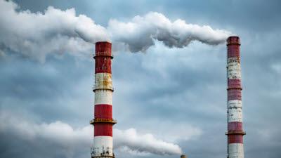 환경부, 대기오염물질 배출 굴뚝 오염도 측정 실시간 공개