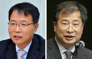 김용래 산업부 산업혁신성장실장(왼쪽), 강경성 산업정책실장.