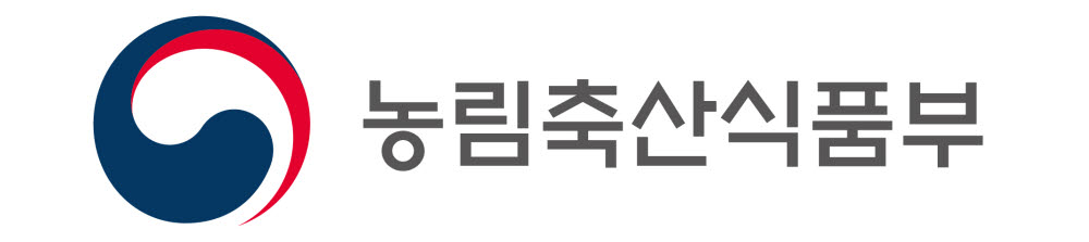 농림축산식품부 로고.
