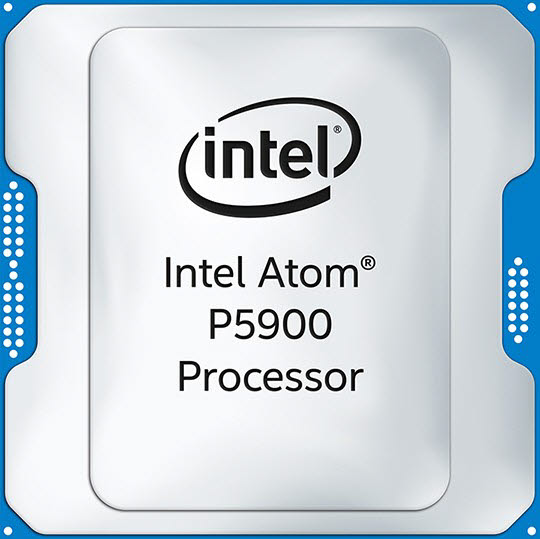 인텔 아톰 P5900. <사진=인텔>
