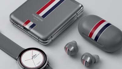 [국제]갤럭시Z 플립 톰브라운 에디션, 중국서 2차 판매도 '3분' 완판