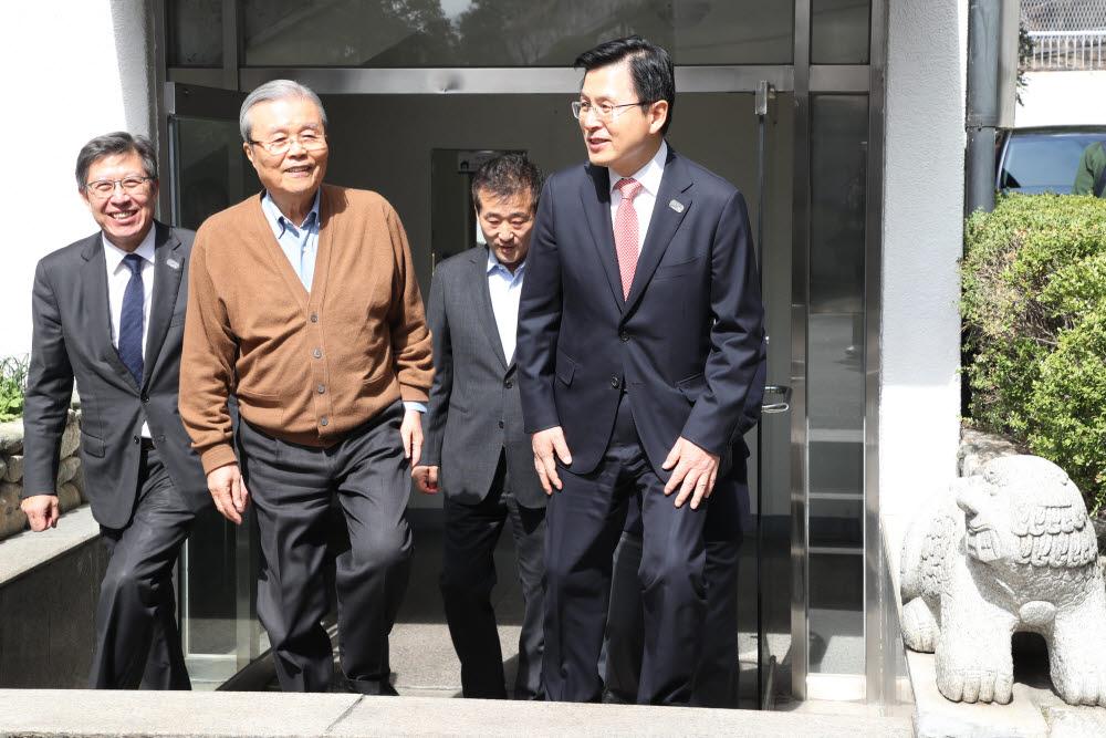 여야 넘나들며 총선 이끈 '김종인' 이번에도 통할까…통합당 '선대위원장' 영입