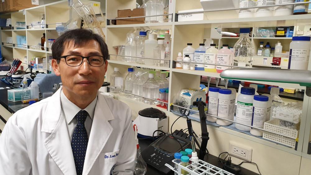 Kyu-Jae Lee Professor of Department of Environmental Medicine and Biology, Wonju College of Medicine, Yonsei University