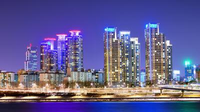 강남 아파트, 40년새 84배 폭등...전세가는 101배 상승