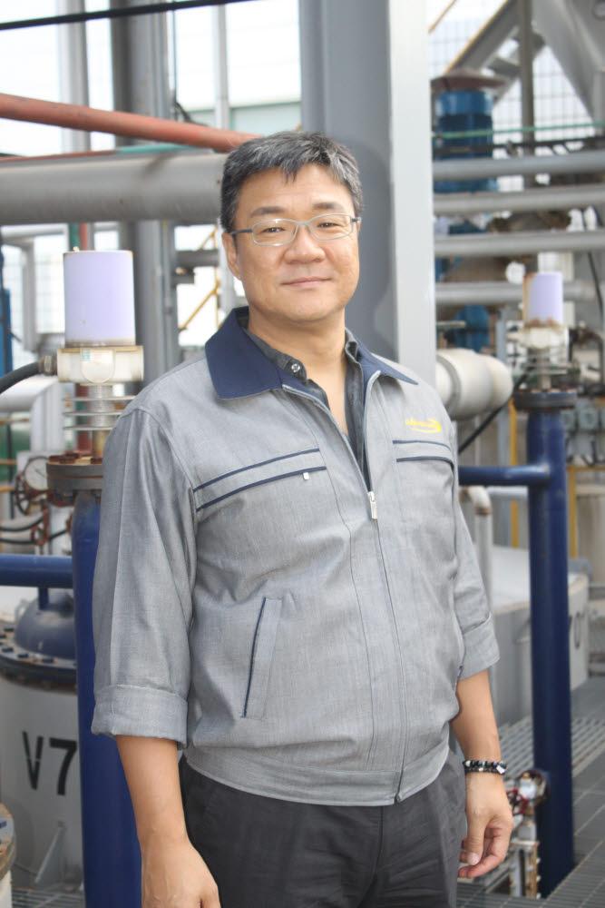 """[人사이트] 노충석 동남석유공업 사장 """"친환경 절연유로 글로벌 시장 공략"""""""