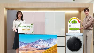 가전도 한우처럼?···삼성전자 '1등급 마케팅'