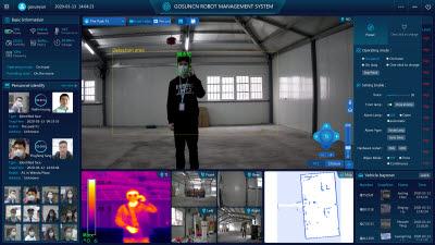 어드밴텍, AI 에지컴퓨터 'MIC-770' 5G 정찰로봇에 장착… 中 공항서 코로나 검사 활용