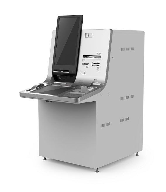 에이텍에이피 스마트 ATM 이미지.
