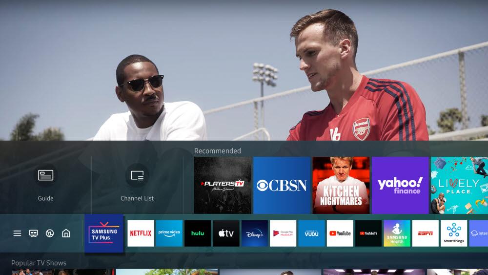 [코로나19 함께 넘자]늘어난 시청 시간에...삼성-LG TV 불붙은 콘텐츠 경쟁