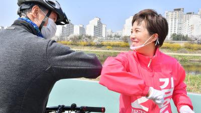 김은혜 미래통합당 후보