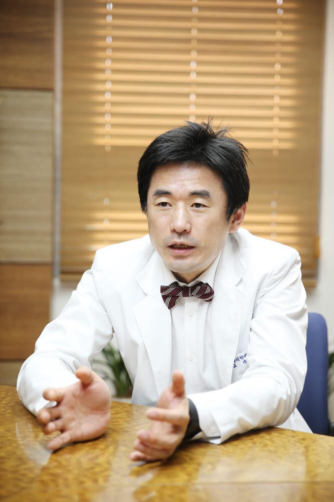 이상헌 P-HIS 사업단장(고대안암병원 재활의학과 교수) 전자신문DB