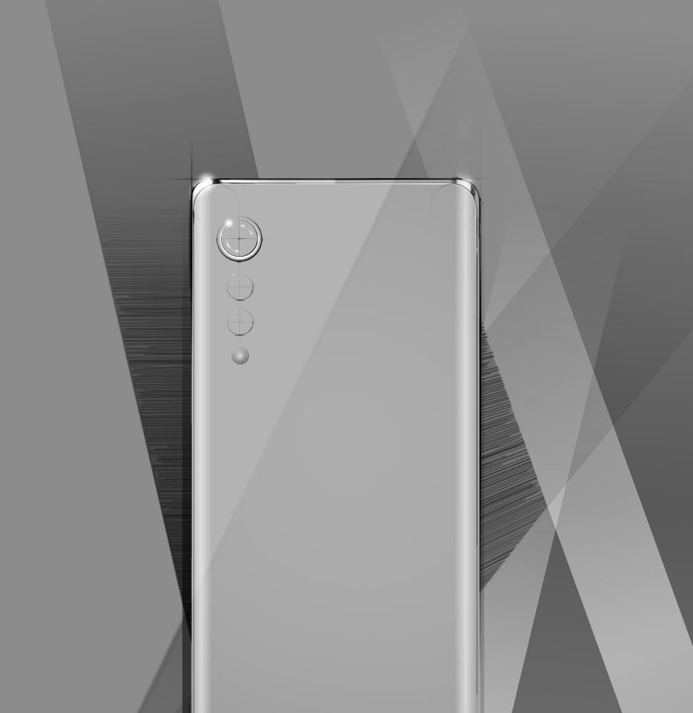 LG전자 전략 스마트폰 렌더링