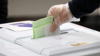 21대 총선 투표율 오전 8시 현재 5.1%…지난 총선보다 1%p↑