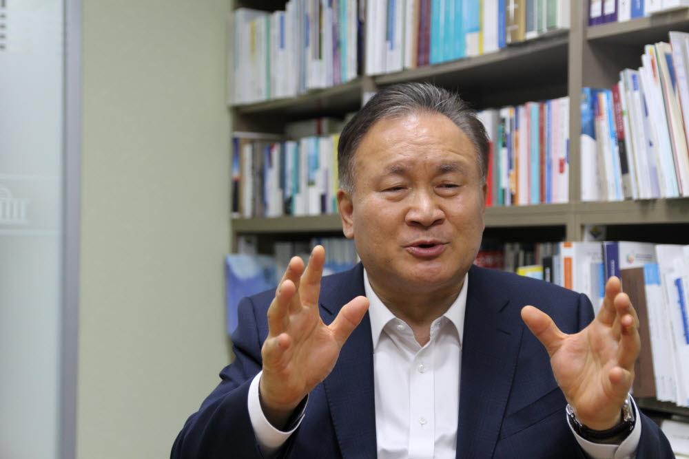 이상민 더불어민주당 대전 유성을 국회의원 당선자