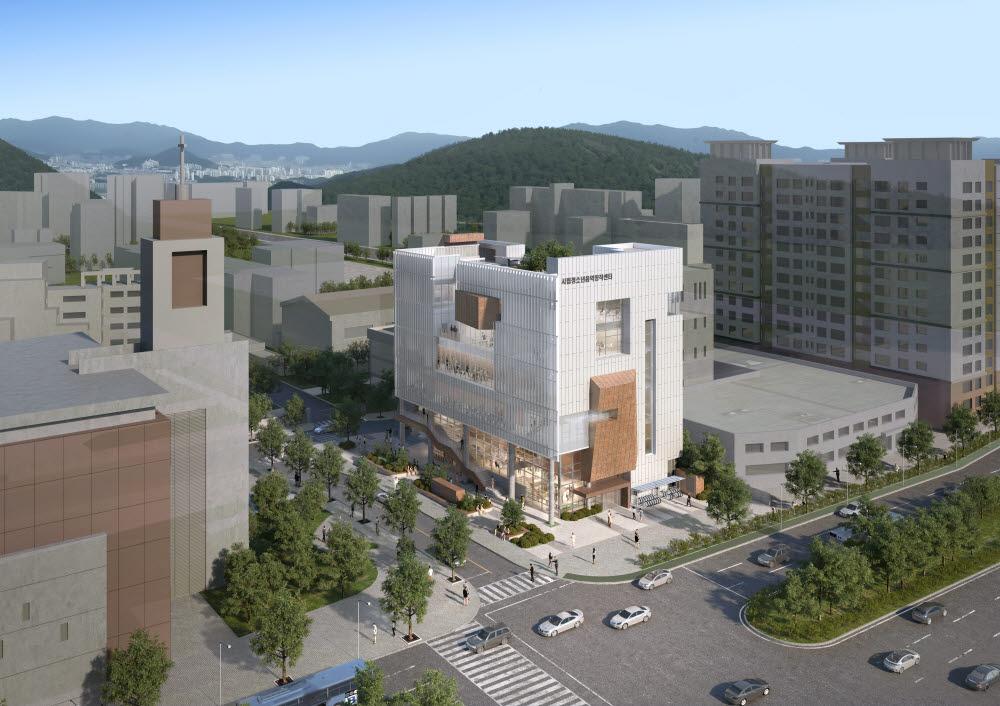 시립청소년음악창작센터 조감도. 사진=서울시