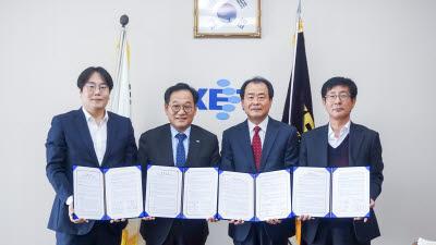 KETI, '코로나19 역학조사 지원시스템' 해외 지원…엔투엠·파인씨앤아이·디토닉과 협력