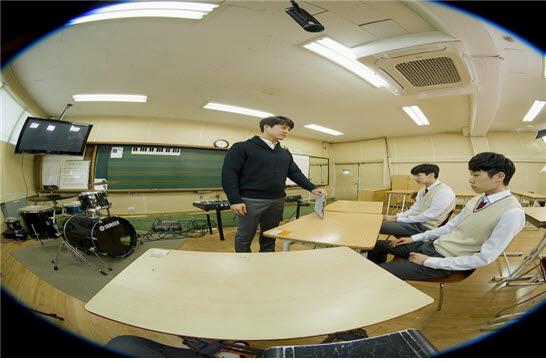 VR Teen 프로젝트 - 타투 관련 이미지.
