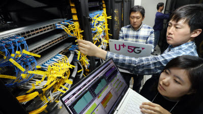 LG유플러스 '5G 단독모드' 테스트 완료