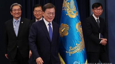 문 대통령 경제활성화 카드는 '디지털'…취임 3주년 연설