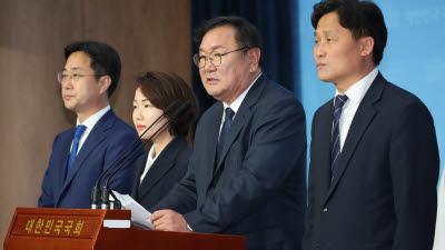 """국회 마지막 본회의 미뤄질 듯…김태년 """"추가 임시국회 구상"""""""