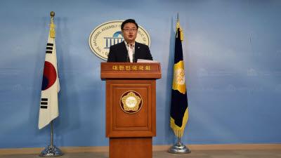 통합당 원내수석부대표에 김성원 의원 내정