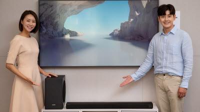 TV 사운드 힘주는 삼성, 매장에 비교 체험존 만든다