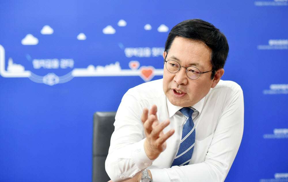 박남춘 인천광역시장