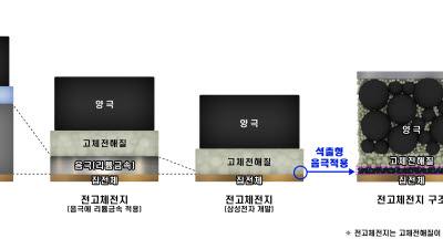삼성과 현대차 이어준 매개체 '전고체 배터리'란?