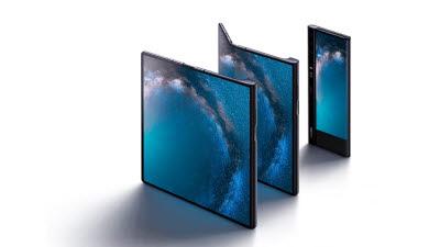 中 화웨이, 차기 폴더블폰에 '삼성 패널' 쓴다