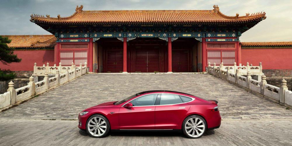 지난 1분기 전세계 전기차 판매량 1위를 차지한 테슬라 모델3.