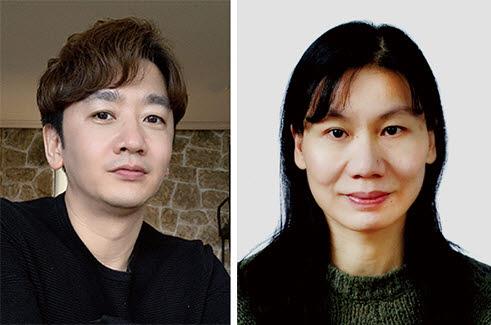 조성재 교수와 리준리 박사 후 연구원