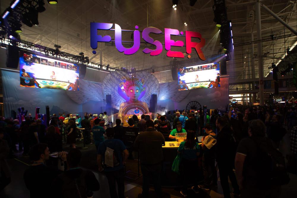 엔씨웨스트는 지난 2월에는 미국 보스턴 컨벤션센터에서 열린 게임전시회 팍스 이스트 2020에서 퓨저 부스와 시연존을 마련하고 게임을 공개했다.